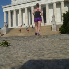 Running the steps of the Lincoln