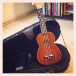 My new ukulele