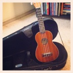 My new ukulele