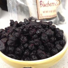 Trader Joe's Dried Blueberries