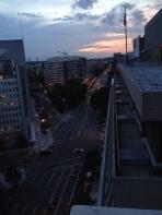 Looking west down Pennsylvania Avenue