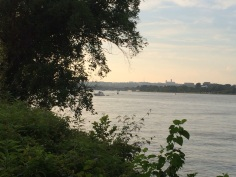 View of DC from the Virginia side of the Potomac River