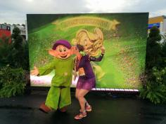 Me and my main man Dopey!
