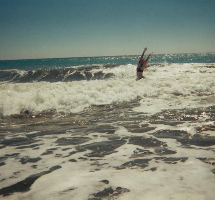 Cambria, CA, Summer 2000