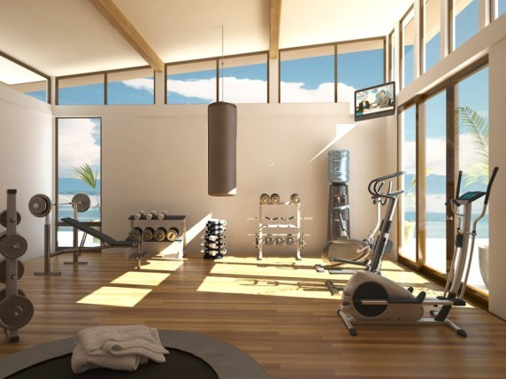 How To Build A Home Gym In Your Studio Apartment Capitalrunnergirl