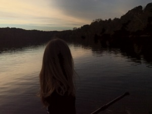 My favorite part of the river. I already miss it.