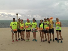 Beast Pacing ready to rock the windy race!